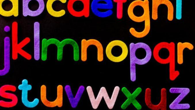 Most Common Letters In The Alphabet Used In The English Language